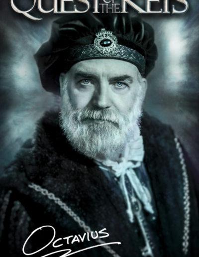 QOTK Posters: Octavius
