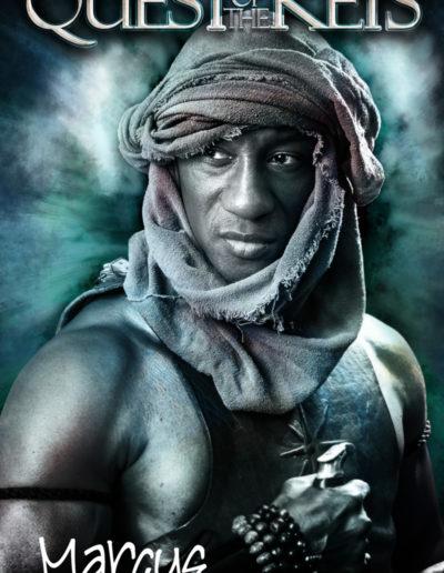 QOTK Posters: Marcus